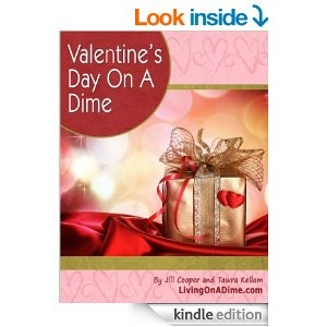 Free Book Valentine's Day On A Dime