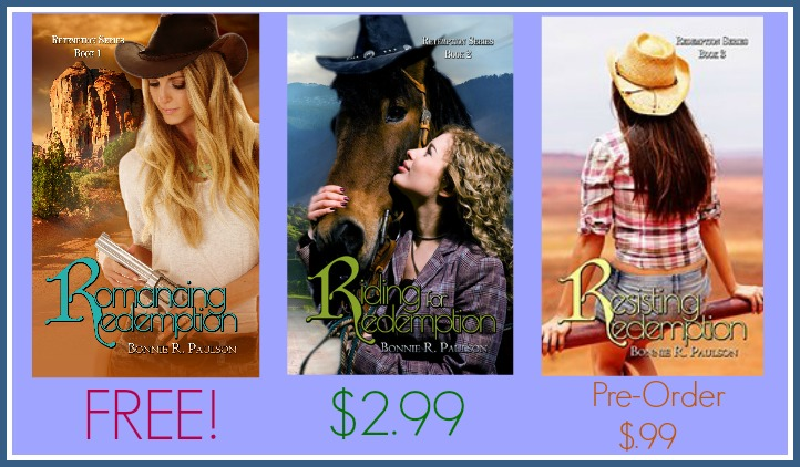 Redemption series – 1st one Free 3rd pre-order special!