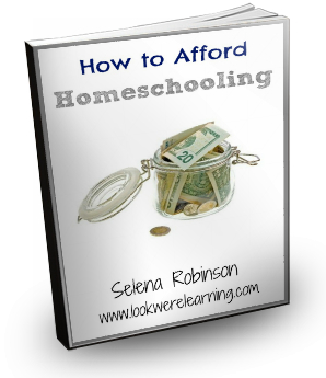 FREE eBook How To Afford Homeschooling