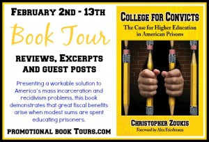 College For Convicts Book Tour