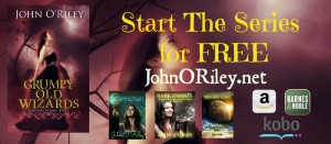 Start the Grumpy Old Wizards for Free and A Giveaway