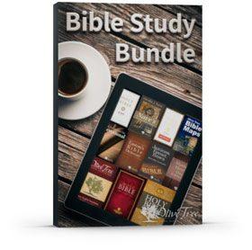 Free Bible Study App Bundle
