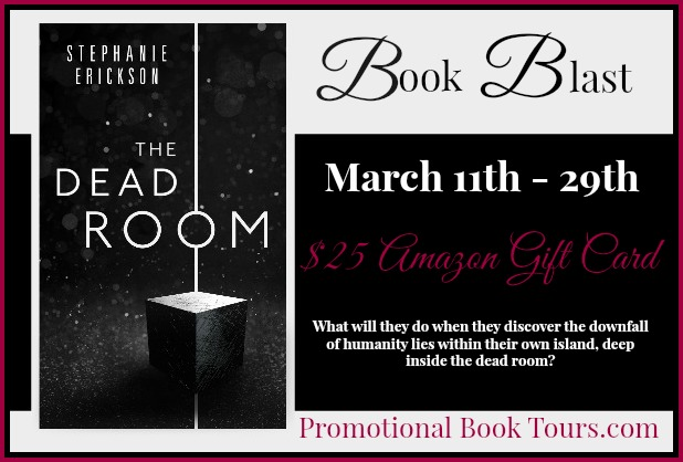 The Dead Room Book Blast and $25 Amazon Giveaway
