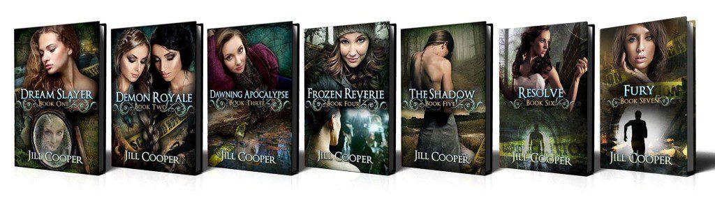 Jill Cooper YA Series Celebration Giveaway