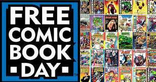 Free Comic Book Day 2015! Saturday May 2nd!