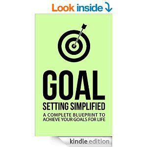 Free Book Goal Setting Simplified