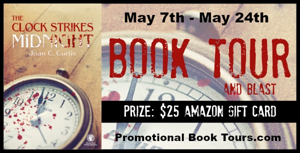 The Clock Strikes Midnight Book Tour and Blast #Giveaway