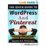 wordpress and pinterest