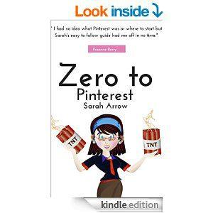 Free Book Zero to Pinterest