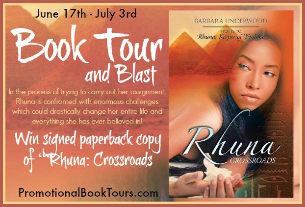 Rhuna Book Tour And Blast