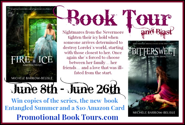 Fire & Ice Book Tour and Blast