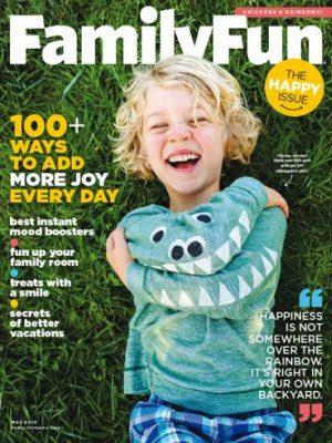 Free Subscription to Family Fun Magazine