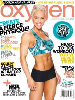 Complimentary one year digital subscription to Oxygen.