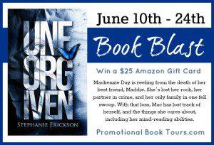 Unforgiven Book Blast