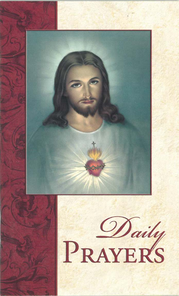 Free Daily Prayer Booklet