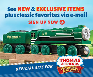 Love Thomas The Tank Engine: A Must Have Newsletter