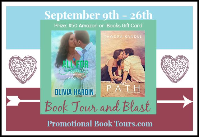 An Exciting Book Tour and Blast From Two of My Favorite Authors