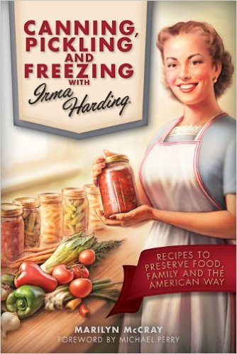 Canning, Pickling and Freezing Book For Free