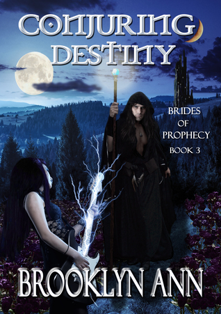 Conjuring Destiny Book Tour and Blast