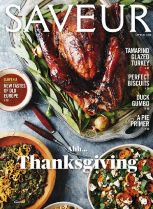 Great Deal On Saveur Magazine It's Free