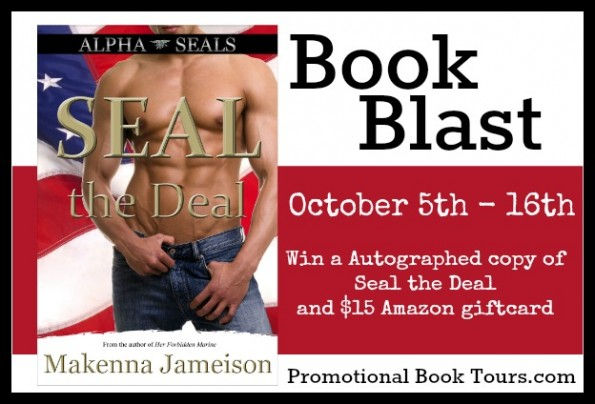 Seal the Deal Blast and Giveaway