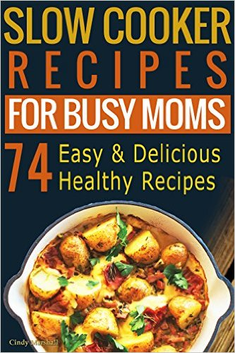 Free Book Slow Cooker Recipes for Busy Moms