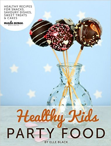 Free Book Healthy Kids Party Food: Healthy Recipes for Kids Parties