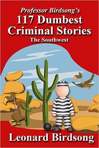 Excerpt From Dumbest Criminal Stories
