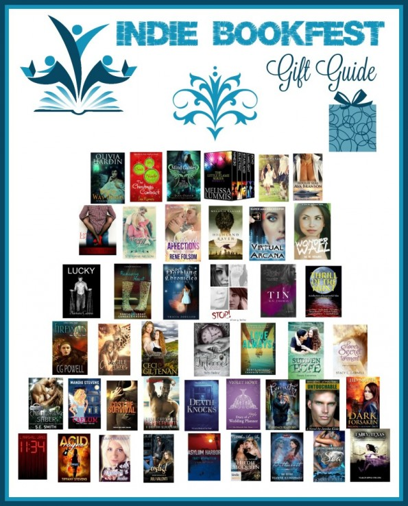 Indie Bookfest Gift Guide