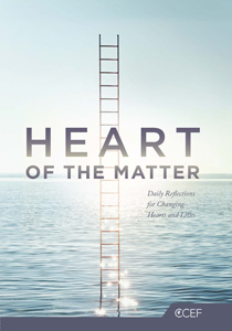 Free Devotional : Heart of the Matter
