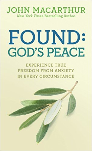 Free Book: Found God's Peace