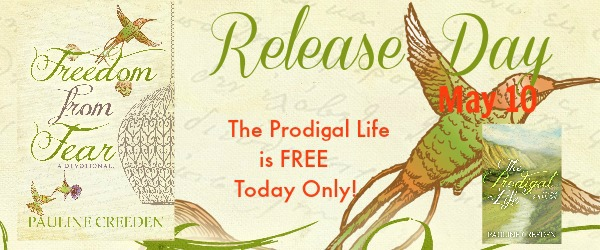 Release Day for Freedom From Fear