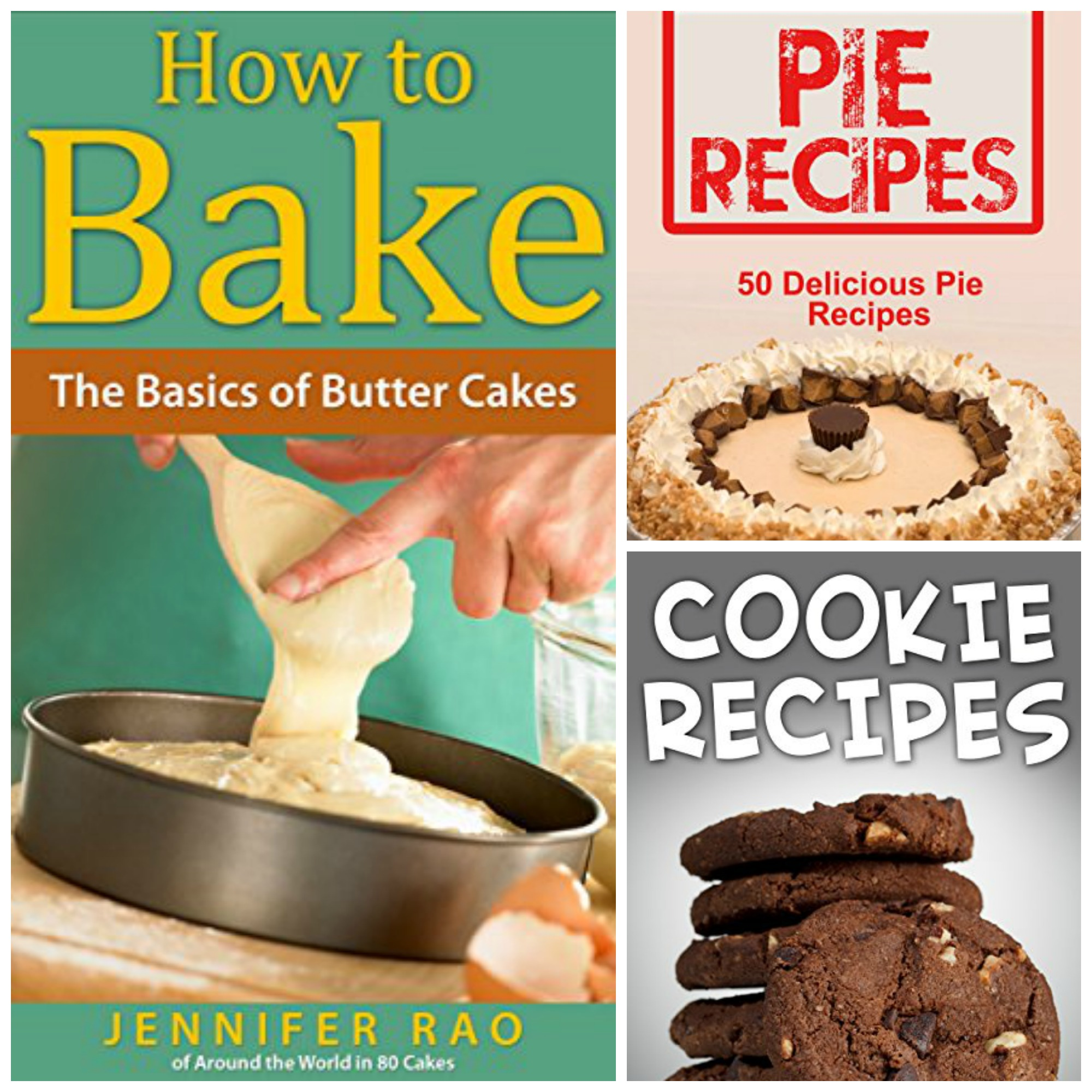 free baking books