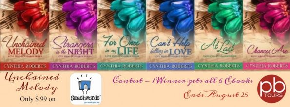 Unchained Melody Giveaway