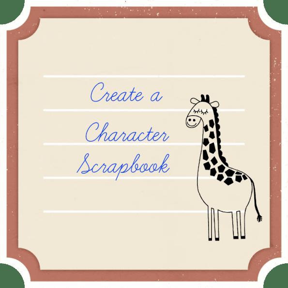 character-scrapbook