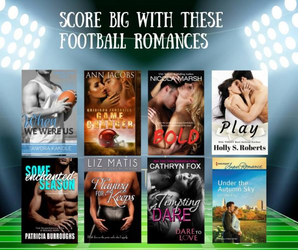 Score Big with These Football Romances