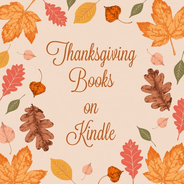 Thanksgiving Books on Kindle