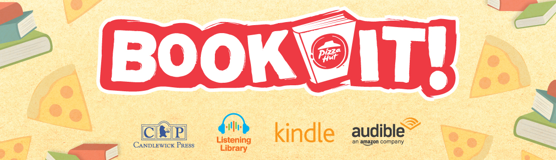 2 Free Kindle Books from Pizza Hut's BOOK IT! Program