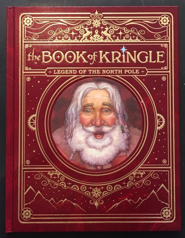 Book Review: The Book of Kringle Legend of the North Pole