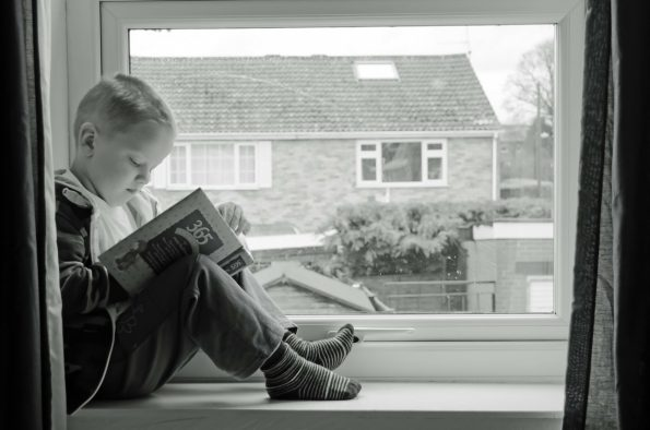 Building Self-Esteem in Boys Through Reading