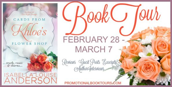 Cards From Khloe's Flower Shop Excerpt