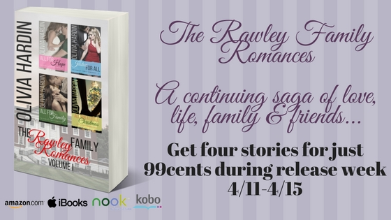 Rawley Family Romance Releases Today