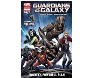 Free Guardians of the Galaxy & Avengers Comic Books