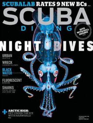 scubadiving magazine