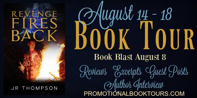 Revenge Fires Back Book Tour