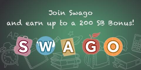 back to school with Swagbucks