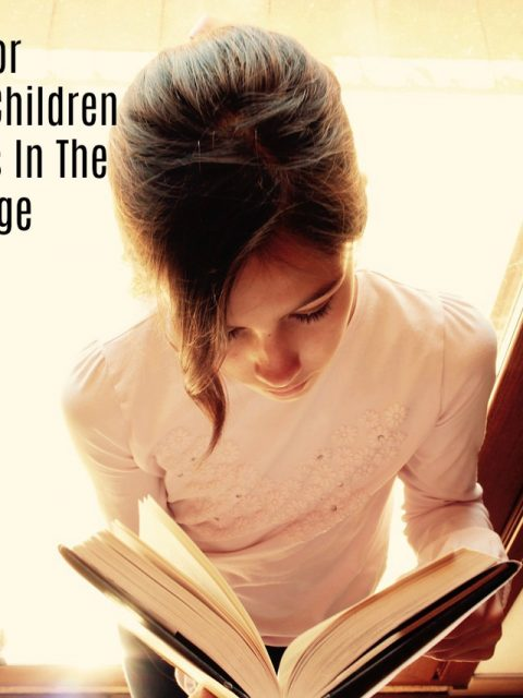 3 Tips For Encouraging Children To Love Books In The Digital Age