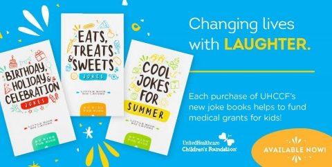 Kids Helping Kids By Writing Jokes