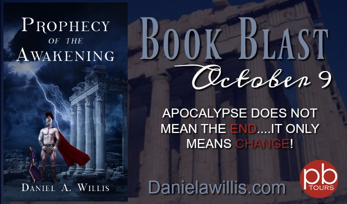 Prophecy of the Awakening Book Blast