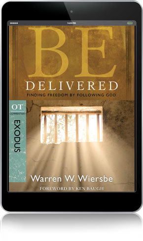 Free Ebook: Be Delivered (Exodus)